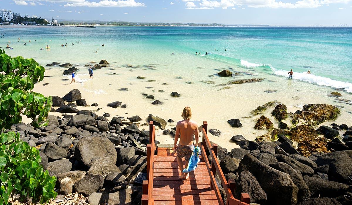 Best Accommodation Rainbow Bay